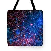Beautiful Fireworks  2 Tote Bag