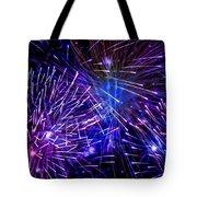 Beautiful Fireworks  3 Tote Bag