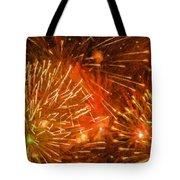 Beautiful Fireworks 4 Tote Bag