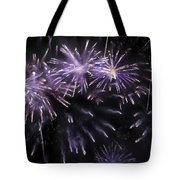 Beautiful Fireworks 7 Tote Bag