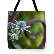Beautiful Flower Buds Tote Bag