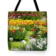 Beautiful Garden Tote Bag
