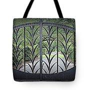 Beautiful Gate Tote Bag