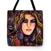 Beautiful Goddess Tote Bag
