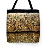 Beautiful Golden Glow Tote Bag
