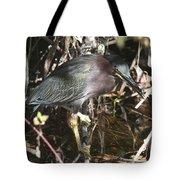 Beautiful Heron Tote Bag