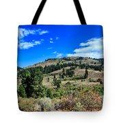 Beautiful Hillside Tote Bag