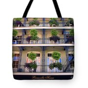 Beautiful Hotel In New Orleans Tote Bag