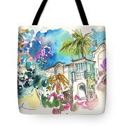 Beautiful House In Sintra Tote Bag
