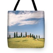 Beautiful House In Val D'orcia - Tuscany - Italy Tote Bag