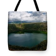 Beautiful Lake Guatavita Tote Bag
