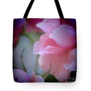 Beautiful Lavender And Purple Roses Tote Bag
