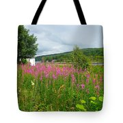 Beautiful Lochaline Landscape Tote Bag