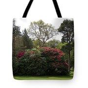 Beautiful Muckross Gardens In Spring Tote Bag
