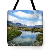 Beautiful New Zealand Tote Bag