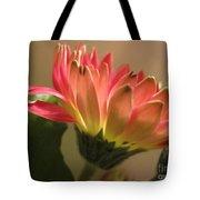 Beautiful Pink Gerbera Daisy 2 Tote Bag