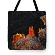 Beautiful Pinnacles At Bryce Canyon Tote Bag