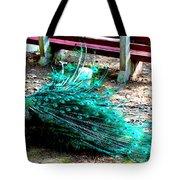 Beautiful Plummage Tote Bag