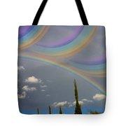 Beautiful Rainbows Tote Bag