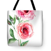 Beautiful Roses Flowers Tote Bag