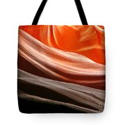 Beautiful Sandstone Layers Tote Bag