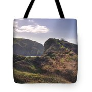 Beautiful  Sark One Of The  Channel Islands Tote Bag