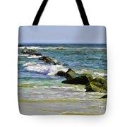 Beautiful Sea Tote Bag