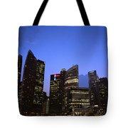 Beautiful Singapore Tote Bag