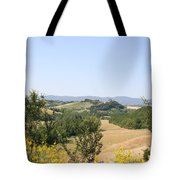 Beautiful Spot - Crete Senesi Tote Bag