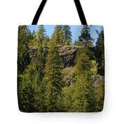 Beautiful Spring Day In Spokane Tote Bag