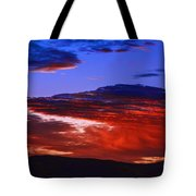 Beautiful Sunrise In Boise Tote Bag