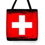 Beautiful Switzerland Flag Tote Bag