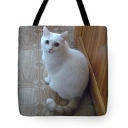 Beautiful Tail Tote Bag