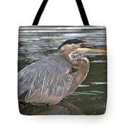 Beautiful Wader Tote Bag