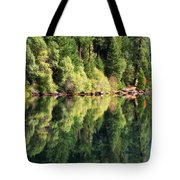 Beautiful Water Tote Bag