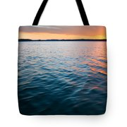 Beautiful Waters Tote Bag