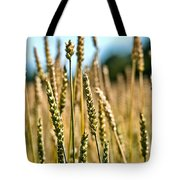 Beautiful Wheat Tote Bag