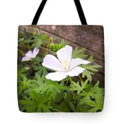 Beautiful Wild Geranium Tote Bag