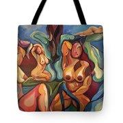 Beautiful Women Tote Bag