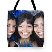 Beautiful Women Of Brazil 10 Tote Bag