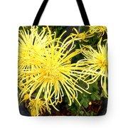 Beautiful Yellow Flower Tote Bag