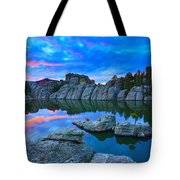 Beauty After Dark Tote Bag