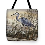 Beauty Along The Shore Tote Bag