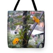 Beauty Among Poverty Tote Bag
