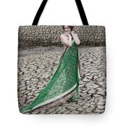 Beauty Among The Dead Tote Bag