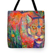 Beauty And Danger Tote Bag