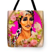 Beauty And Flowers 1 Tote Bag