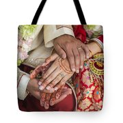 Beauty And Love Tote Bag