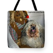 Beauty And Personality Tote Bag