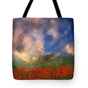Beauty And The Beast Of Nature Tote Bag